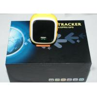 China Elderly GPS Tracking Bracelet SOS Wristband GPS WatchTracker on sale
