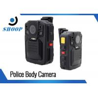 China 140 Degree Wide Angle Audio Detection Police Body Cameras with Night Vision on sale
