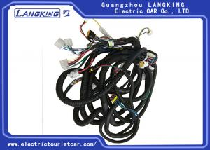 China Black Club Car wiring harness , Electric Club Car/golf car /shuttle bus /freight car  Performance Parts on sale