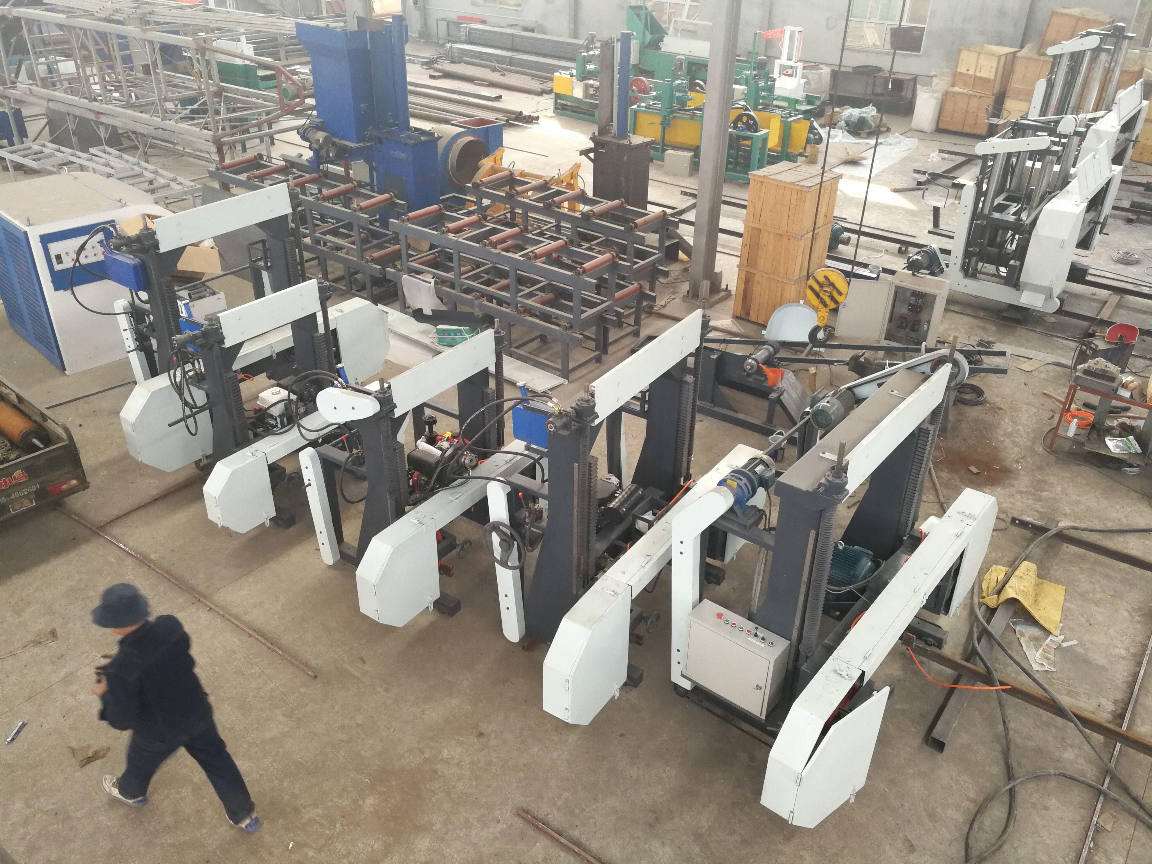 china heavy duty log sawmill machine wood cutting machinery large