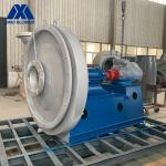 Large Capacity Backward Materials Drying Centrifugal Flow Fan Long Lifetime