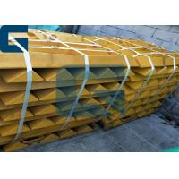 Excavator Undercarriage Spare Parts D6H Swamp Track Shoe Plate