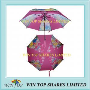 China Stock Poe Umbrella in Cartoon Design on sale