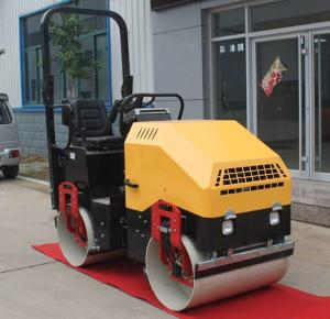 China Diesel 2 ton Hydraulic Drive Vibration Roller Compactor on sale