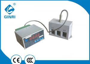 China GINRI Electronic Overload Relay Digital Motor Protection Relay Over Current  Voltage Protection Device on sale