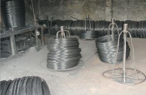China 22gauge black tie wire on sale