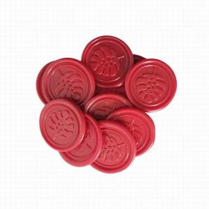 China Handmade Decorative Wax Seal Stickers Self-Adhesive Wax Stamp for Wedding on sale