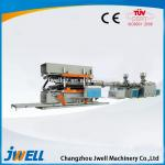 Jwell HDPE Water Supply Pipe/Gas Pipe Energy-saving and High Speed Extruded Plastic Tubing