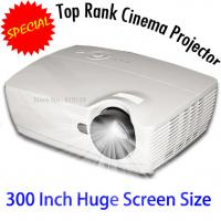 3500 ANSI Lumens HDMI Projector With VGA PC In Out 1024x768Pixels Big Screen Projetor