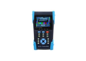 China TFT-LCD CCTV Test Monitor Cable and Control PTZ Camera Video signal level on sale