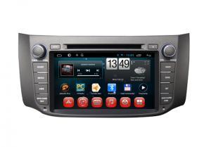 China Nissan Sylphy Bluebird Car Multimedia Navigation System Car TV With ISDB-T DVB-T NTSC on sale