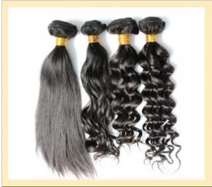 China Curly Weave Hair Extensions/ Brazilian Virgin Hair Extensions (ZYWEFT-64) on sale