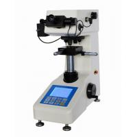 Twin Indenter Digital Micro Vickers Hardness Tester with Printer and Auto Turret