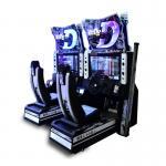 Initial D8 Simulator Racing Arcade Machine 300W Video Game Machine