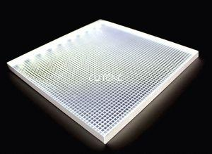 Advertising LED slim light box acrylic resin plexiglass glasswork