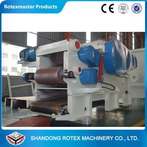 China ROTEX Wood Sawdust Machine With Low Noise , Wood Crushing Machine on sale