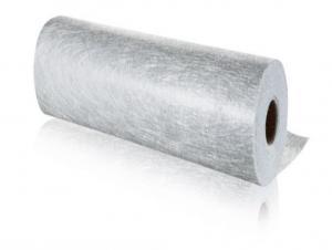 China Mold Products Carbon Fiber Yarn 300g Glassfiber Powder Felt Wildly Chopped Felt on sale