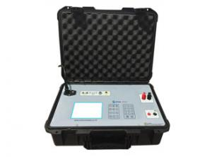 China 7 Inch TFT Touch Screen Portable Energy Meter Test EquipmentRecordingE nergy Meter Data on sale