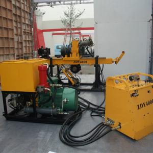 China Multipurpose Tunnel Drilling Rig , Underground drill Equipment ZDY4000 on sale