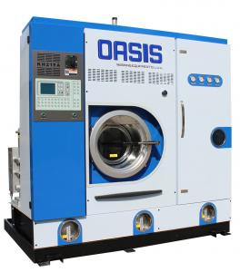 China The 5th generation FULLY ENCLOSED PERC. Dry cleaning machine on sale