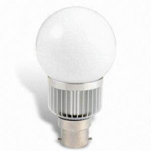 China 2012 New Product RGB LED Bulb E27 A19 with Remote 6W on sale