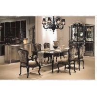 China Luxury Villa/European Antique Dining Table,Wood Chair,Cabinet,VS-006 on sale