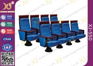China High Imported Hardwood Back School Concert Hall Seating / Church Folding Chairs on sale