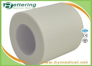 China cinta de seda adhesiva quirúrgica de los primeros auxilios de los 5cm con yeso de seda médico de la cinta del borde del zigzag on sale