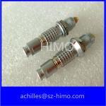 el lemo de alta calidad fgg.0b.306 6 fija el enchufe recto del conector compatible barato del metal