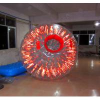0.9mm PVC Inflatable Zorb Ball Grass Ball , Inflatable Toys FOR Water Or Land