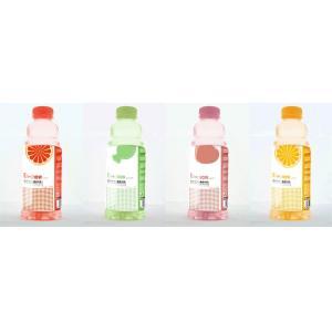 China Enrouler en plastique de film d'étendue de la sécurité PETG autour des labels pour des bouteilles d'eau, impression de 9 couleurs on sale