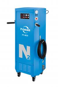 China Priman PN8820 Automatic vacuum supply and nitrogen-fill Nitrogen tyre inflator on sale