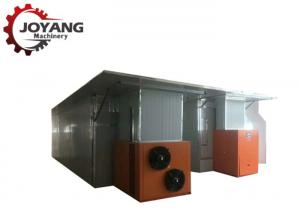 China Industrial Soya Heat Pump Dryer Hot Air Drying Oven For Soybean Grain Crops on sale