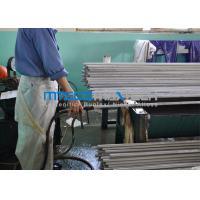China TP304, tube de chaudière droit d'acier austénitique de longueur du tube 6096mm d'échangeur de chaleur TP316 on sale