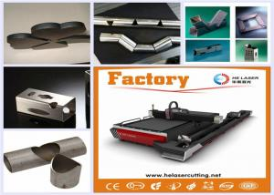 China 500w Fiber Cnc Laser Cutting Machine Metal Sheet  / Pipe Laser Cutter on sale