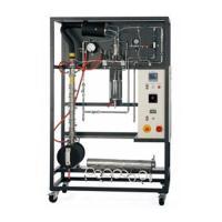 China Distillation Column Teaching Equipment Hydrodynamics Laboratory equipment on sale