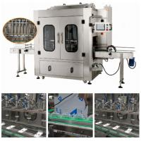 China Professional Customized  Volumetric Liquid Filling Machine Oem Service on sale