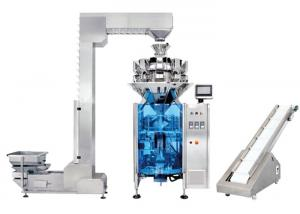 China Shape Products 1500g Vffs Automatic Bag Packaging Machine on sale