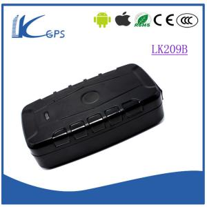 China Magnetic tracker gps for car gps tracking software in india With standby 120 Days ----Black LK209B on sale