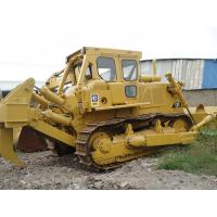 "Heavy Equipment Old Caterpillar Dozers D8K Bulldozer 26"" Track Pads Oil Cooler"
