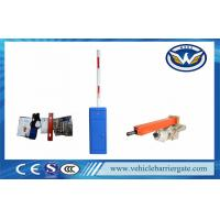 110v Automatic Barrier Gate Led Light Arm Barrier Gate System