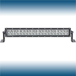 China Rigid led light bar, rigid apperance 20 Inch 120w light bar Guangzhou karun Auto accessories on sale