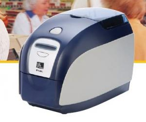 China Zebra p120i card printer on sale
