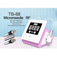 Fractional RF Microneedle Beauty Machine for Face Body Contouring / Termage Wrinkle Removal