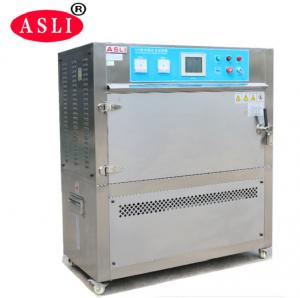 China Fluorescent UV Condensation Exposures Of Paint And Related Coating Aging Test Chamber on sale