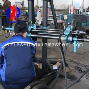 China 150Meters Hydraulic Drilling Rig For Mineral Prospecting Equipment  Manufacturer on sale