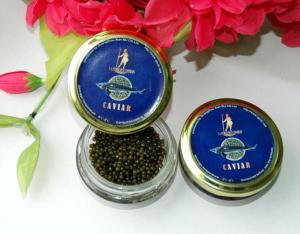 China Wholesale Custom Printed full color Self Adhesive Caviar Label and sticker on sale