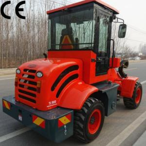 China 1 ton wheel loader,Multifunction construction machine TL1000 track loaders on sale