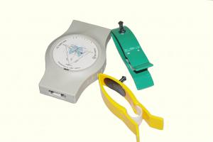 China Grey Ambulatory EEG Recorder Automatically Monitor / Analysis ECG Device on sale