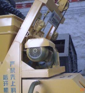 China 2013 new type Cement Mixer for hot filling production line on sale